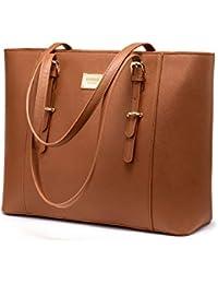 LOVEVOOK Women Tote Bag Handbag Shoulder Bag for Work Travel and Shopping