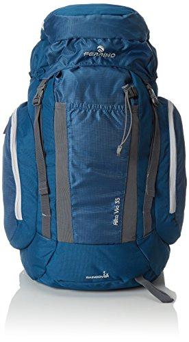 Ferrino Alta Via 35 - Mochila de senderismo, color Azul, talla 35 l