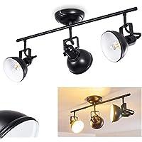 Retro Loft Decken Lampe Tina Kupfer Küche Flur Büro Wohn Schlaf Zimmer Strahler