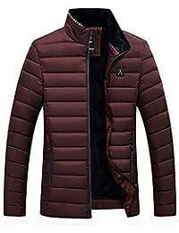502ffb9849 Amazon.it: uomo - Rosso / Cappotti / Giacche e cappotti: Abbigliamento