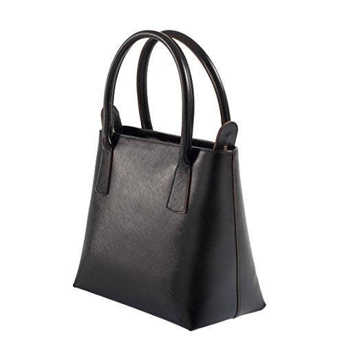 Tilla...Le Borse , sac à main femme noir