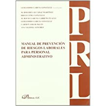 Manual de prevención de riesgos laborales para personal administrativo
