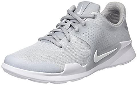 Nike Arrowz, Baskets Homme, Gris (Wolf Grey/White), 42 EU