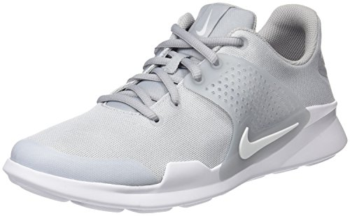 Nike Herren ARROWZ Laufschuhe, Grau (Wolf Grey/White 001), 42 EU - Schuhe Jordan Männer