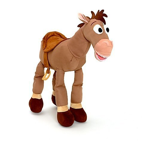 orse Bullseye Soft Plush doll Toy by Disney ()
