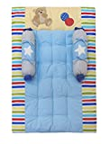Baby Gadda Mattress Set with Bolsters- Teddy Love