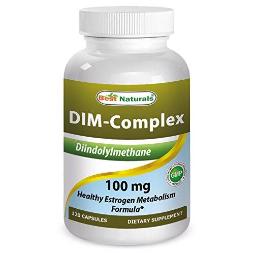 Best Naturals Dim Complex Capsule, 100 mg, 120