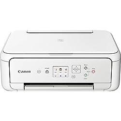 CANON PIXMA 2228C026 TS5151 3IN1 Jet d'encre Blanc A4/WLAN/Couleur/Bluetooth