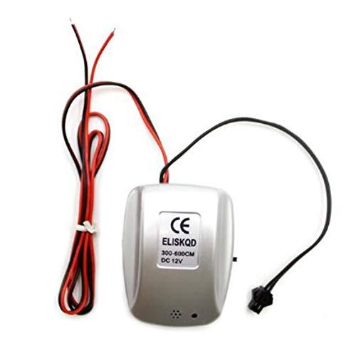 Voice Control Netzteil LED Driver Controller Wechselrichter für 1-6 Mt EL Draht Licht LED-Streifen ()