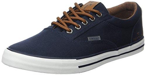 tom-tailor2780801-botas-de-cano-bajo-hombre-azul-bleu-navy-43-eu