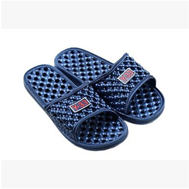 zhENfu donna pantofole & amp; flip-flops Estate Slingback Casual in gomma tacco piatto Pool