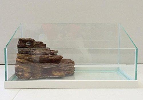 Tartarughiera habitat per rettili mtb tartasol 33 tartaruga vetro con isolotto
