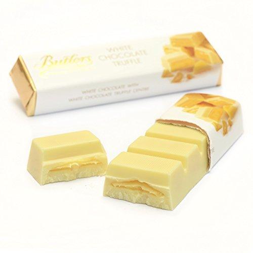 Butlers Schokoladenriegel weisse Schokolade m. Trüffelfüllung. 75g