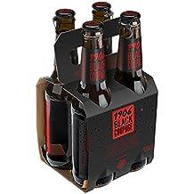 1906 Black Coupage - Paquete Cerveza de 4 x 330 ml - Total: 1320 ml
