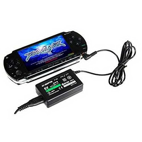 Ociodual Ladegerät Ladekabel Netzteil AC Adapter Kabel für Sony PSP 1000 2000 3000 E1004 (1000 Sony Psp)