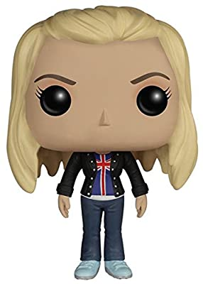 Doctor Who Funko Pop! - Rose Tyler - 295 Figurine de collection