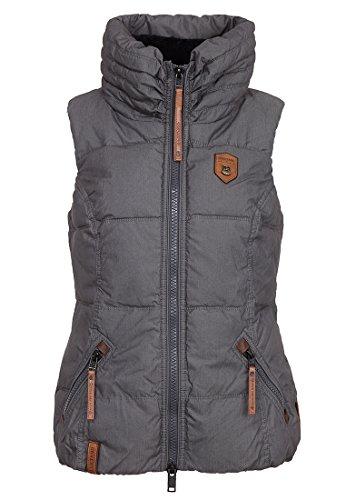 Damen Jacke Naketano Bademeister Flavour Jacke, Größe M, Farbe Dark Blue
