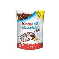 KINDER CHOCOLATE MINI T20 120Gr