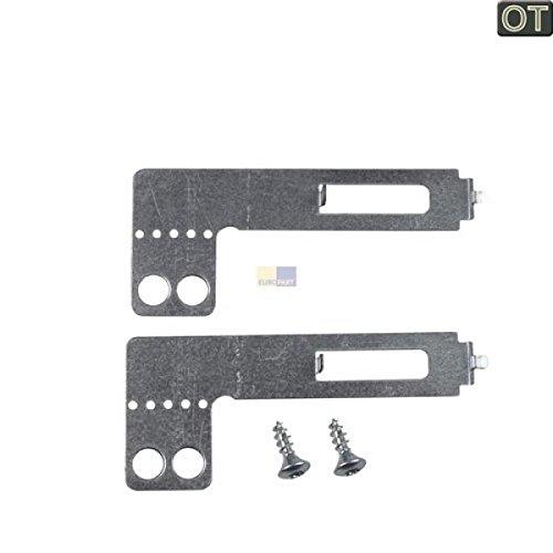 Befestigungssatz für Gehäuseseitenteile rechts/links 00612649 612649 Bosch, Si