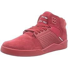 new arrival 57675 a69a4 Amazon.it: scarpe rosse uomo - Supra
