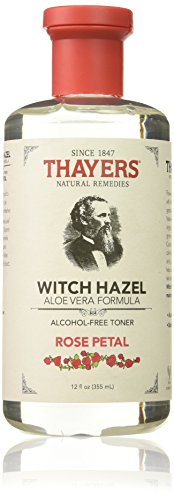 Thayers® Rose Petal Witch Hazel Alcohol Free Toner with Aloe Vera 355ml