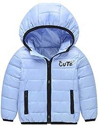Koly Veste à capuche Vêtements Enfant Bébé Garçon fille,Hoody Coat Thick Tops automne hiver Manteau d'extérieur