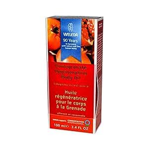 Weleda Granatapfel Regenerations-Öl, 100 ml: Amazon.de: Beauty