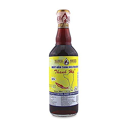 Thanh Ha Fischsauce 35N 500 ml Vietnam