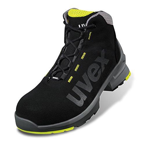 8 46 1 S2 8 Ankle Boot Src Preto Uvex 11 545 Ampla PXqB1gqw