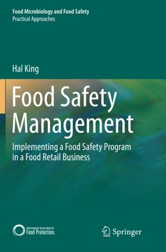 Food Safety Management (Food Microbiology and Food Safety) by Hal King (2015-02-08) par Hal King