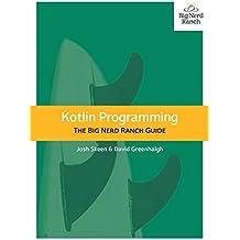 Kotlin Programming: The Big Nerd Ranch Guide