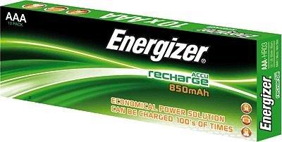 Energizer Akkus PowerPlus Vorteilspack 700 mAh Micro AAA HR03 Energizer Nickel-metal