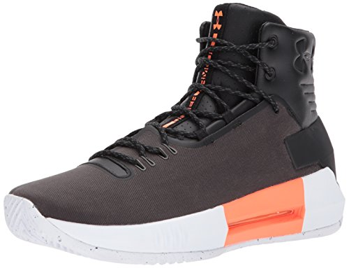 Under Armour Drive 4 - Zapatillas de Baloncesto para Hombre, Talla 42, Color Blanco