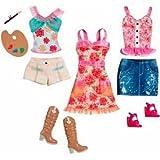 Barbie Fashionistas - Ropa Establecer Artsy