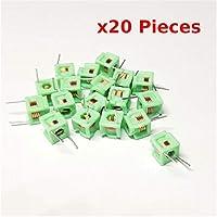 vs-elec - x20 Pcs Inductor ajustable, núcleos de aire 5 * 5-3.5T MD0505