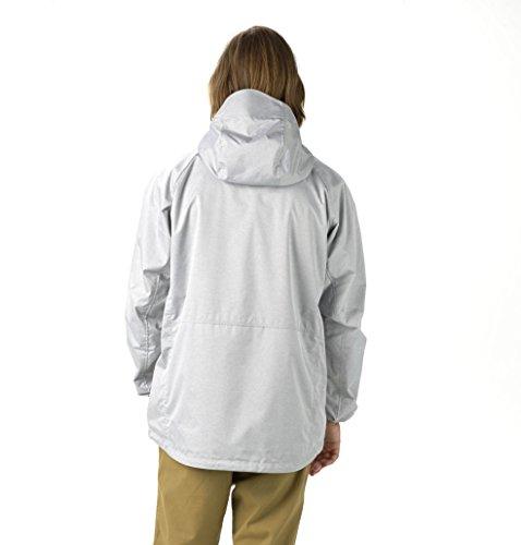 Burton mB portail veste pour homme Gris - High Rise Heather