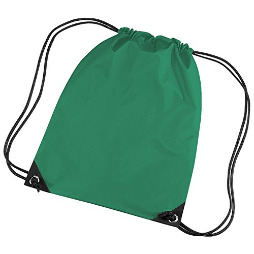 BagBase BG10Gymsac Premium BagBase Kelly
