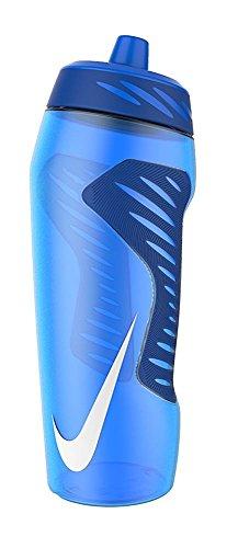 Nike AC3893-477 Hyperfuel Water Bottle, 24oz (Photo Blue/Game Royal/White)