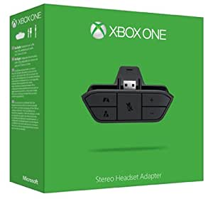 Official Xbox One Stereo Headset Adapter (Xbox One)