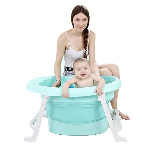 Bañera Plegable De Los Niños Nueva Bañera Recién