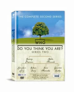 Who Do You Think You Are? - The Complete Second Series [DVD] [2004]