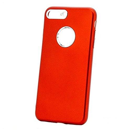 "X-One XONE103862 5.5"" Funda Rojo Funda para teléfono móvil - Fundas para teléfonos móviles (Funda, Apple, iPhone 7 Plus/8 Plus, 14 cm (5.5""), Rojo)"