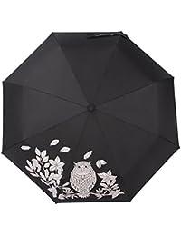 AOLVO Strand Terrasse Sonnenschirm Kinderwagen Outdoor Travel Winddicht  Regen Faltbar Regenschirme Für Frauen Wasser Aktiviert Farbe