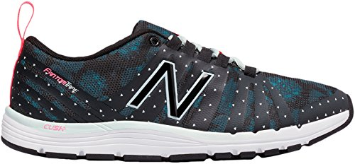 New Balance , Baskets mode pour femme noir noir One Size Droplet