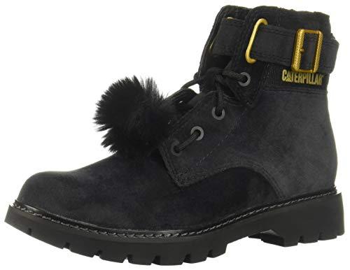 Caterpillar Womens Conversion Velvet Lightweight Ankle Boots