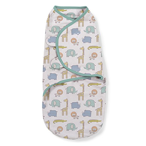 SwaddleMe Original Swaddle Tasche, groß, Sketchy Safari