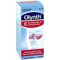 Olynth 0,1% für Erwachsene Nasentropfen 100 ml preisvergleich bei billige-tabletten.eu