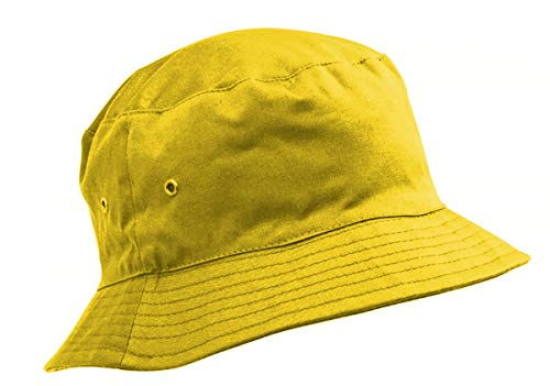 Childrens Cotton Bucket Hat/Sun ...