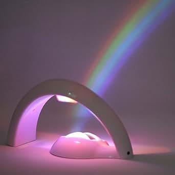 Magische Regenbogen-Projektor-Licht - Projekte eine große Schöne Regenbogen (Rainbow)