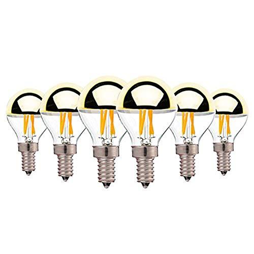 Century Light-G45 4W LED bombilla luz filamento